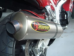 Motorcycle Exhausts